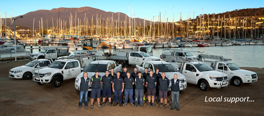 Southern Plumbing - local support